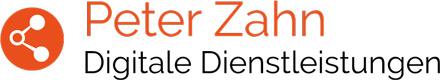 Digitale Dienstleistungen Peter Zahn